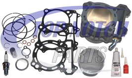 Suzuki LTZ 400 434cc gran agujero cilindro pistn Junta extremo superior kit 2003 - $234.95