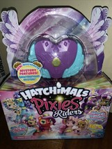 Hatchimals Pixies Riders Moonlight Mia & Unicornix Glider By Spin Master - $23.19