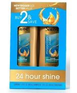 Suave Professionals 15 Oz Moroccan Infusion Shine Shampoo & Conditioner Set - $16.99