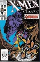 X-Men Classic Comic Book #53 Marvel Comics 1990 VERY FINE NEW UNREAD - $2.25