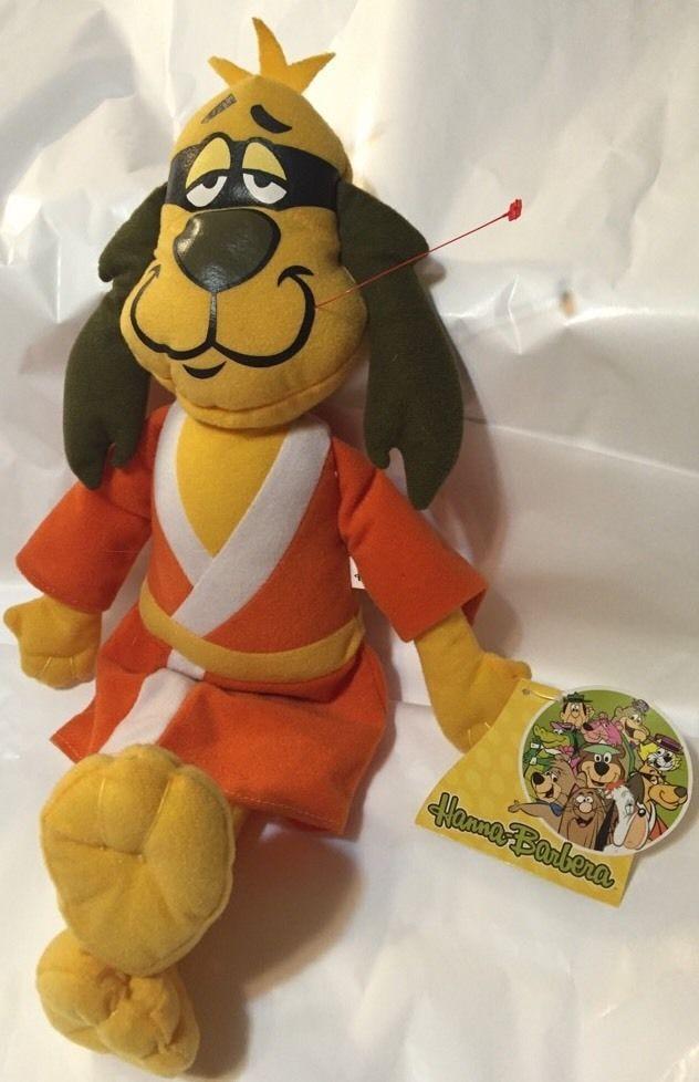 Westland Giftware Huckleberry Hound  Dog Tray Salt Pepper Shakers Hanna Barbera
