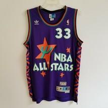 Adidas NBA Hardwood Classics All Stars Jersey Medium New York Knicks 33 ... - $41.25
