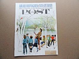 Saturday Evening Post Magazine March 24 1962 Complete - $9.99