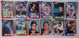 1990 Topps Minnesota Twins Team Set of 30 Baseball Cards image 5