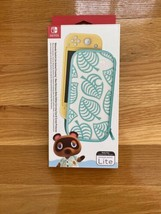 NEW Animal Crossing: New Horizons Carrying Case & Screen Protector (Swit... - $29.70