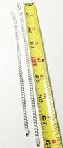 STERLING SILVER CHARM LINK 060 BRACELET Width: 4.2mm image 3