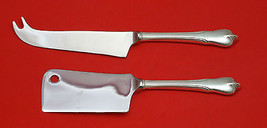 Grand Colonial by Wallace Sterling Silver Cheese Serving Set 2pc HHWS Custom - $93.20