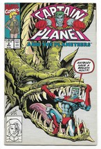 1991 Captain Planet and The Planeteers Comic #2 from Marvel Comics - $1.98