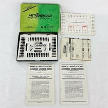 Vintage 1957 Autobridge No. PA Play Yourself Bridge Game Advanced Players - $10.45