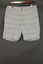 Men's GAP Flat Front Shorts - $12.94