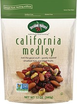 Second Nature California Medley Trail Mix - Healthy Nuts Snacks, Blend o... - $56.65