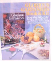 Glorious Garnishes Book & Kit - $19.58 CAD