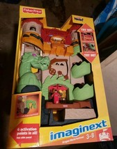 Fisher Price Imaginext Dragon World Castle New Sealed - $250.00