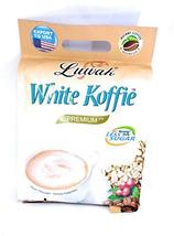 Kopi Luwak White Koffie Premium Less Sugar Coffee 20-ct, 400 Gram (Pack ... - $49.49