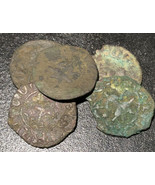1301-1307 Levon III Kardez Cilician Armenien Crusader Kreuz Medieval Kup... - $39.31