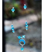 Blue Moon Necklace  - $18.00