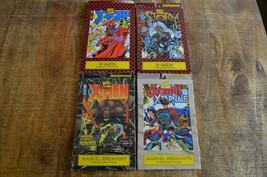 Marvel Collector's Pack Box Sets Comics Amazing X-Men Storm Gambit Sealed 1993 - £30.46 GBP