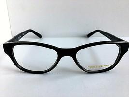 New TORY BURCH TY 3120 7713 Black 49mm Rx Women's Eyeglasses Frame #3 - $89.99