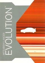2003/2004 Mitsubishi EVOLUTION VIII 8 intro brochure catalog US LANCER - $10.00