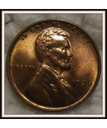 1936 1C Lincoln Wheat Cent (BU) - $4.99