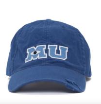 Disney Park M U Monsters University Adult Size Baseball Hat Cap NEW - $34.90