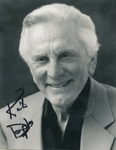 Kirk Douglas signed photo. Spartacus. N - $18.95