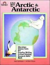 The Arctic and Antarctica by Jo Ellen Moore (1994, Paperback) - $0.99