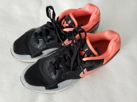 Women's Nike Air Max ST International Low Black Pink Lava Gray Sz 7.5 705003-003 - $26.99