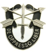 US Special Forces Lapel Pin - De Oppresso Liber Military Insignia Sword ... - $11.99