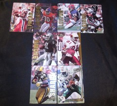 Action Packed Football Trading Cards WRs AA-19FTC3007 Vintage image 1