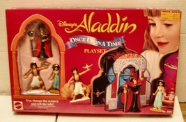 1992 Disney Aladdin-Once Upon A Time playset (Mattel #5301) New -MISB - $34.65
