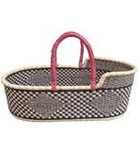 Moses basket | Baby Bassinet | Moseskorb | Bolga basket | Couffin Bebe - $140.00
