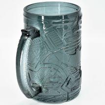 Paladone DC Comics Batman Bat Signal Symbol 750ml Smoky Glass Drinking Stein Mug image 4