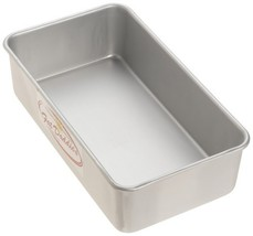 Fat Daddio's BP-5643  Anodized Aluminum Bread Pan Single, 9 Inches by 5 ... - $13.17
