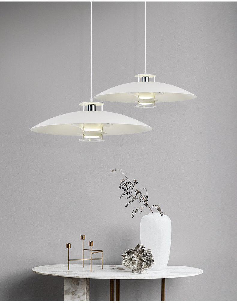 Nordic Modern Style Louis Poulsen Pendant E27 Aluminum & Acrylic Ceiling Lamp - $362.59