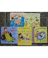 5 Yumi Heo books Lady Hahn and Her Seven Friends, Sometimes I'm Bombaloo  - $9.99