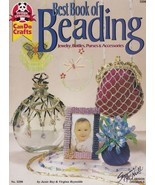 Best Book of Beading, Suzanne McNeill Pattern Book 3298 Jewelry Bottles ... - $5.95