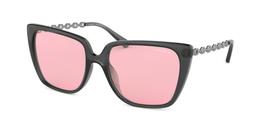 Coach Sunglasses HC8256U 55370 55 HC 8256U Pink Flash SIZE 55 - $89.09