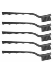 5 Pcs Black Non Slip Handle PCB Rework ESD Anti Static Dust Brush Clean ... - $8.86