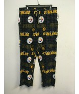 men's officially licensed pittsburgh steelers pajama pants SZ M - $19.94