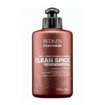 Redken Men Clean Spice 2-In-1 Shampoo and Conditioner 10 oz - $47.02