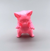 Max Toy Pink Mini Nekoron - Rare image 1