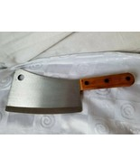 """Chicago Cutlery PC-1 Cleaver 7"""" Stainless Blade Professional Chef Butche... - $66.45"""