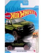 2020 Ram 1500 Rebel (Green) Hot Wheels 2021 K Case #101/250 - $8.90