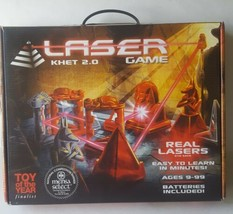 KHET 2.0 Laser Game Complete and Tested Mensa Select Strategy Game - $18.00