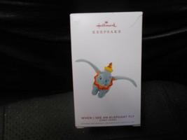 "Hallmark Keepsake ""When I See An Elephant Fly"" 2019 Ornament NEW SEE DET... - $13.12"