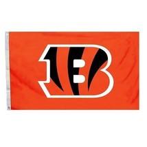 Cincinnati Bengals B 4ft x 6ft Premium Flag Custom NFL Banner made USA - $89.05