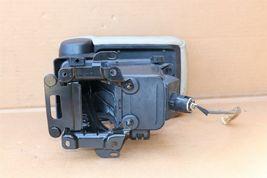 Lexus IS300 Leather Armrest Center Console Lid Cover 01-05 TAN/Beige image 6