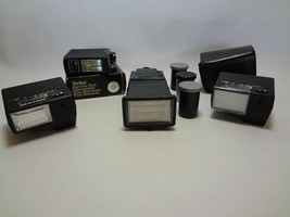 35mm FILM  LOT OF FLASHES AND Film - $24.74