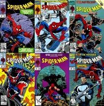 Spider-Man #27-32 (1990-2000) Marvel Comics - 6 Comics - $13.09